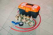 Набор для ремонта амортизаторов, 10 насадок